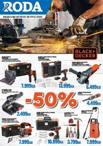 Roda - Black&Decker alat