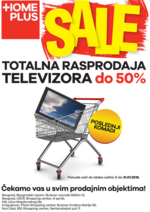 Home Center - Totalna rasprodaja televizora