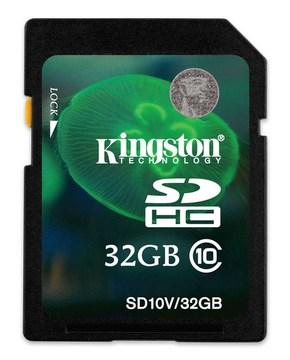 Kingston SDHC 32GB memorijska kartica