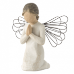 WILLOW TREE Angel of Prayer - 26012