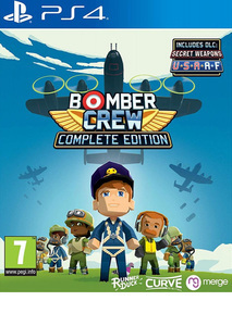 Merge Games PS4 Bomber Crew: Complete Edition