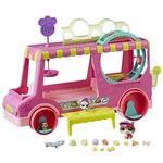 HASBRO Littlest Pet Shop Tr'eats Truck - E1840