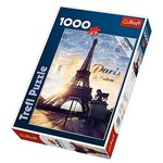 Puzzle 1000 Trefl – Paris at Dawn
