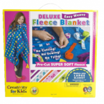 Faber Castell Deluxe Easy Weave Fleece Blanket CFK1300