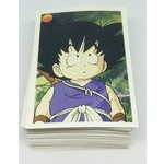 1999 Panini Dragon Ball Kompletan Set 180 slicica Panini