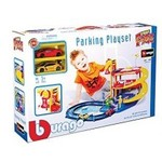 BURAGO Street Fire Parking Playset - BU30025