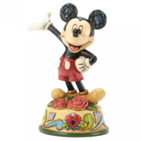 JIM SHORE January Mickey Mouse - 4033958