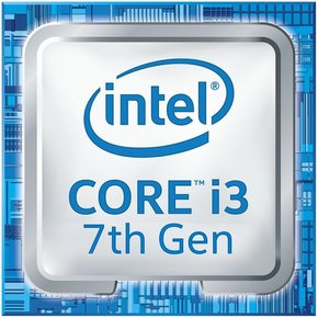 Intel Core i3-7100 3.9Ghz Socket 1151 procesor