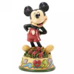 JIM SHORE August Mickey Mouse - 4033965